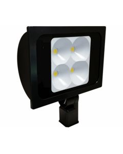 CREE C-FL-A-RTS4 Series LED High Output Narrow Beam Floodlight 120-277V Replaces up to 400W PSMH
