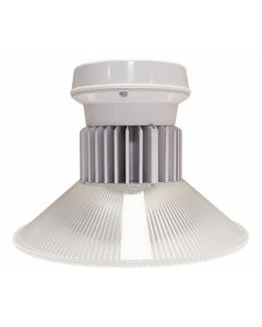 CREE C-LB-A-RDAC-8L 59-Watt LED Round Low Bay Fixture with Prismatic Reflector