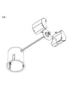 CREE C6-GU24 6