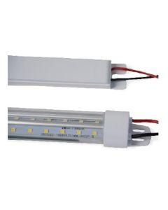 Aleddra LLT-4-FR-C-22W 22 Watt 4 Ft LED Cooler Light
