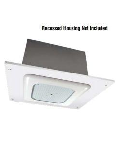 LSI Industries CRUSK RECU SC LED SS CW UE WHT 114W 114 Watt Legacy High Intensity Canopy Light Fixture