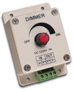 Allanson ACL-12/24V-DMR LED 12/24 VDC Dimmer