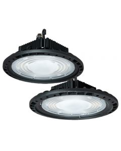 Energetic Lighting E2HBC-150 150 Watt DLC Premium Listed LED Round High Bay Fixture