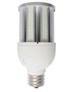 NaturaLED LED27HID/EX39/300L 26 Watt LED Corn Light Retrofit Lamp for 100W HID E39 Base
