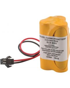 Lithonia Lighting ELB B001 Rechargeable Emergency Replacement Battery for Lithonia Lighting Emergency Product