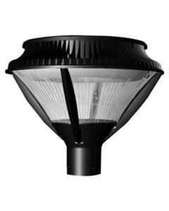 ATG Electronics PT71-81-50-C-B 81 Watt Arbor Crest Compact Post Top Enclosed Area Light Fixture