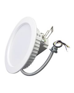 Energetic Lighting E1DL22D8 Energy Star Rated 22 Watt 8-Inch LED Downlight Retrofit Kit Dimmable