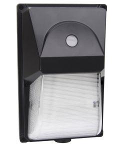 Maxlite SECA15U50BPC 15 Watt LED Entry Wall Pack Fixture with Dusk to Dawn Photocell