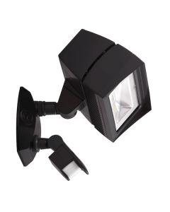 RAB Lighting FFLED18MS 18 Watts LED Floodlight Fixture Mini Motion Sensor