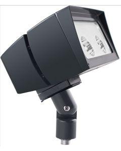 Bronze Finish RAB Lighting FFLED26NB55 26 Watts LED Floodlight Fixture Arm Mount 5H X 5V Beam Spread 4000K (Product Configurator)