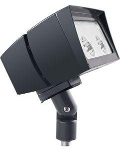 Bronze Finish RAB Lighting FFLED39B55 39 Watts LED Floodlight Fixture Arm Mount 5H x 5V Beam Spread 5000K (Product Configurator)