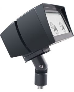 Bronze Finish RAB Lighting FFLED39NB55 39 Watts LED Floodlight Fixture Arm Mount 5H x 5V Beam Spread 4000K (Product Configurator)