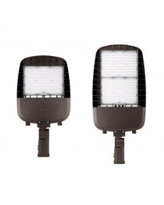SLG Lighting FFW LED Wave Series Flat Flood Light Fixture 5000K 120-277V