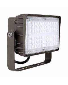 Arcadia Lighting FLCX-45W DLC Listed 45 Watts Flood Light 120-277V Non-Dimmable