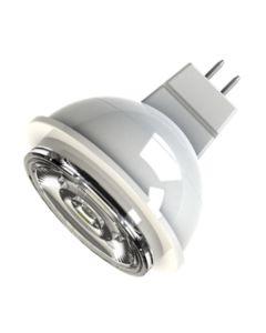 GE Lighting 21359 LED7MRX16R930/10 7 Watt LED MR16 Plug-in Replacement Reveal Spotlight GU5.3 Base 3000K