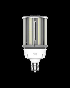 RAB Lighting HID-120-EX39 120 Watt Ballast Bypass Post Top Lamp - Replaces 600W MH