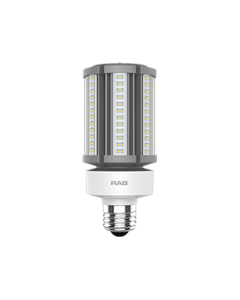 RAB Lighting HID-36-E26 36 Watt Ballast Bypass Post Top Lamp 100-277V - Replaces 150W MH