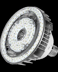 RAB Lighting HID-80-V-EX39 80 Watt Ballast Bypass High Bay Lamp 100-277V - Replaces 250W HID