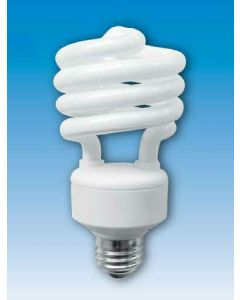 Howard Lighting CF20MS/841 20W 20 Watt Mini Spiral Ballasted Compact Fluorescent 841 10,000 Hrs 2700K