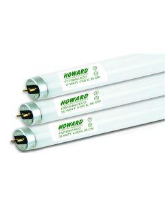 Howard Lighting F17T8/835 17W 17 Watt T8 Linear Fluorescent Lamp 835 3500K