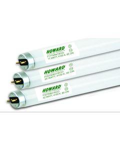 Howard Lighting F17T8/865 17W 17 Watt T8 Linear Fluorescent Lamp 865 6500K