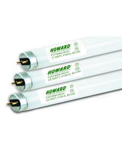 Howard Lighting F25T8/830 25W 25 Watt T8 Linear Fluorescent Lamp 830 3000K