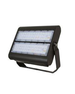 Howard Lighting XFL-5100-LED-MV DLC Qualified 100 Watt LED Flood Light Fixture Dimmable 5000K