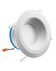 Juno Lighting J6AI DB 10LM TUWH 90CRI 120 WWH DWNL 6 Inch LED Retrofit Smart Home Downlight Baffle Trim - Works With Alexa