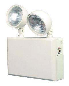 Mule Lighting KES-12-100-2 100 Watt 12V Square LED Emergency Frog Eyes Light Fixture