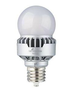 Light Efficient Design LED-8018E-G2 25 Watt A Series LED High Output 360 Degree Omni Directional Design Bollard Retrofit Lamp E26 Base 200W Incandescent 150W HID Equivalent
