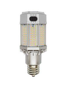 Light Efficient Design LED-8027M345-G7-FW 80W 100W 110W Corn Cob Post Top Retrofit Lamp Flex Watt Flex Color