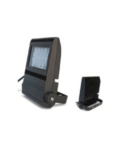 Aleddra AL-FL DLC Listed LED Flood Light Fixture 5000K with Yoke Mount Bracket