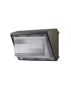 Liron Lighting LEDWP45W50K DLC Certified 45 Watt Titac LED WallPack Fixture 5000K