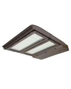 Maxlite MP-AR200UT4-50B MPulse 200 Watt LED Area Light Fixture T4 120-277V Dimmable 5000K 400W Metal Halide Equivalent