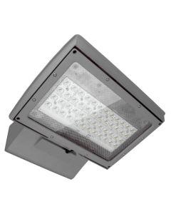 Maxlite MP-SM100UT3 MPulse 100 Watt LED Adjustable Wall Mount T3 Light Fixture 120-277V Dimmable 400W Metal Halide Equivalent