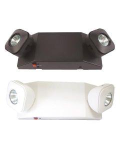 Mule Lighting MRD-11 11 Watt LED Square Frog Eyes Emergency Light Fixture