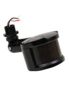 NaturaLED SEN-ES-180NX3-2VR/BK Motion Sensor in Black for 2 Headed Security Flood Light Fixture