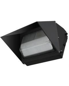 Image NaturaLED LED-FXTWP60/40K/DB 7088 60 Watt Wall Pack Fixture DLC Listed 4000K