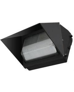 Image NaturaLED LED-FXTWP60/50K/DB 7089 60 Watt Wall Pack Fixture DLC Listed 5000K