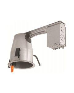 New Earth Lighting HL4R8 4-Inch LED Downlight Retrofit Housing for LED Trims