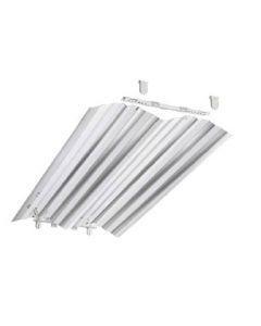 New Earth Lighting RF-TRS4-232-WH White Reflector