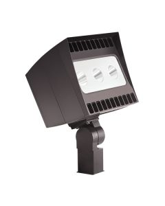 Main image RAB Lighting EZLED78SF 78 Watts LED Spotlight Floodlight Fixture Slipfitter Mount 120-277V (Product Configurator)