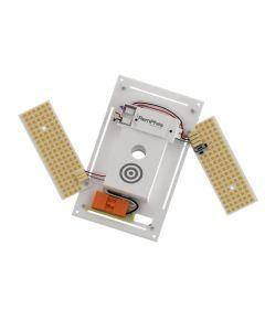 RemPhos RPT-P-LEDSR-G2-4IN-8L-840-FWFC 6 Watt 4 Inch LED Sconce Retrofit FLEXWATT+FLEXCOLOR 4000K Default Setting