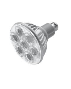Product Image CREE LRP38-10L-30K-25D 13.5 Watts 13.5W PAR38 E26 Base LED 25 Degree Dimmable Lamp 3000K