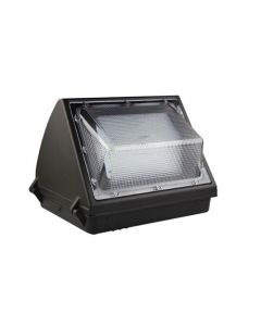 Aleddra AWP-SWP01 DLC Premium Listed LED Semi-Cutoff Wallpack Fixture 5000K 100-277VAC
