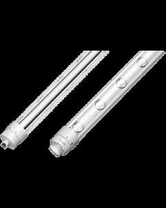 RAB Lighting T8-39.5-96P2S-865-DE-BYP 96 Inch 8 Ft 40 Watt LED T8 Sign Retrofit Lamp 6500K