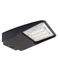 NaturaLED LED-FXSAL Series DLC 4.0 Premium Listed 29-360 Watt LED Area Shoebox Light Fixtures Replaces 100W Up To 1250W HID Fixtures