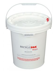 Veolia SUPPLY-040 RecyclePak 5 Gal. Ballast Recycling Pail Container Kit Prepaid Return Shipping Product
