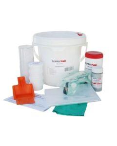 Veolia SUPPLY-225 RecyclePak2 Gal. Mercury Spill Kit Product