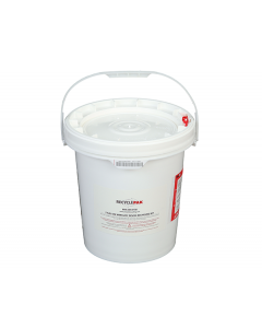 Veolia SUPPLY-049 RecyclePak 5 Gal. Waste Mercury Devices Recycling Pail Container Kit Prepaid Return Shipping Product